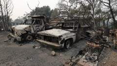21 души са загинали при пожарите в Калифорния