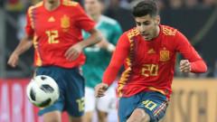 Испанските медии пак пращат Марко Асенсио в Ливърпул