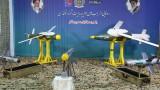 Иран разкри три нови ракети с прецизно насочване