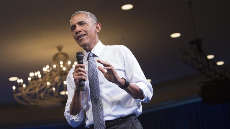 Обама получи рекордно одобрение през втория мандат