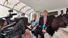 Ангелов притеснен от нарастване на COVID-случаите в Кюстендил
