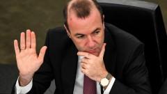 Манфред Вебер: Румъния пречи на България да се присъедини към Шенген