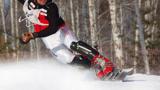 Иван Ранчев лидер в държавното първенство по сноуборд