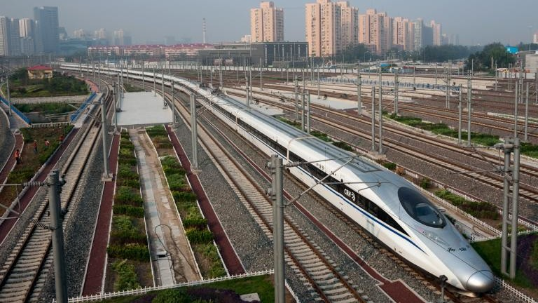Снимка: Китай ще изгради 6800 км нови жп линии през 2019 година