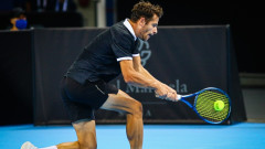 Симон Антони Иванов отпадна на старта на квалификациите на Sofia Open