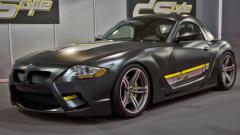 DStyle тунингува BMW Z4 CS и Z4 RS
