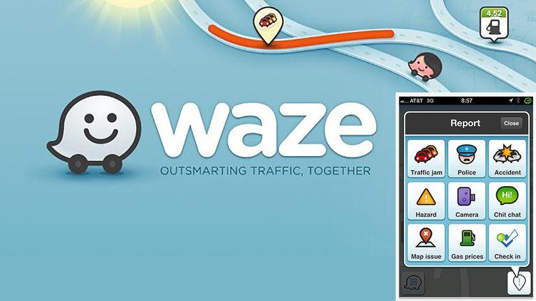 10 - Waze