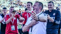 Първите 15 мача на Стойчо в ЦСКА - щастие много и малко тъга