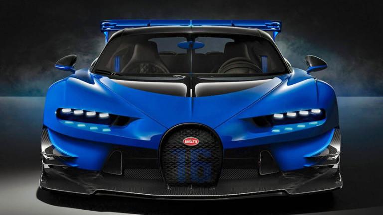 Френският производител на суперавтомобили Bugatti ще представи новия си модел