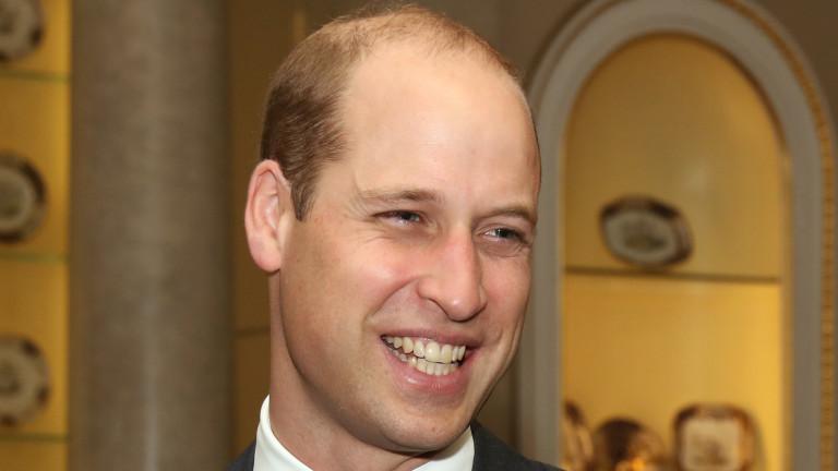 Коя изчерви принц Уилям