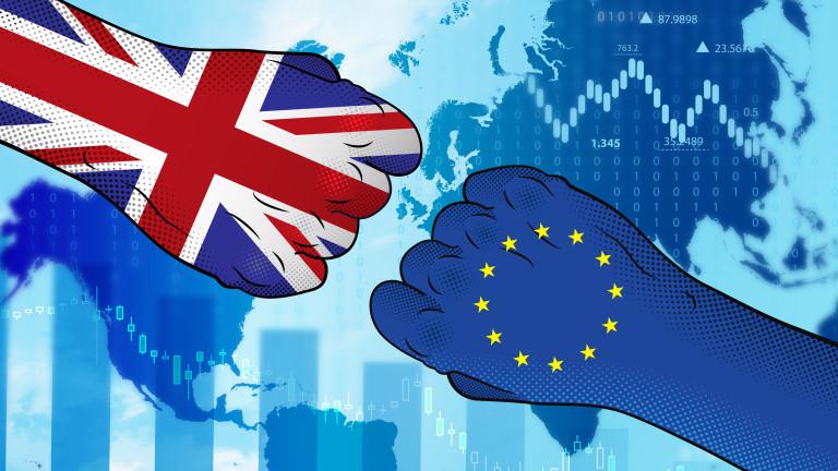 ЕС настоява Великобритания да му плати 47,5 млрд. евро за Брекзит