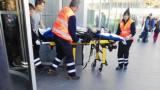 Ужас! Испански футболист падна от третия етаж, няма опасност за живота му