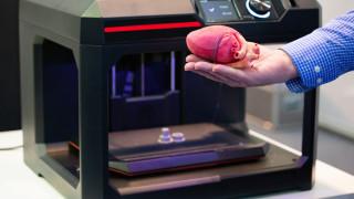"""Първото """"принтирано"""" сърце от човешки клетки е вече факт"""