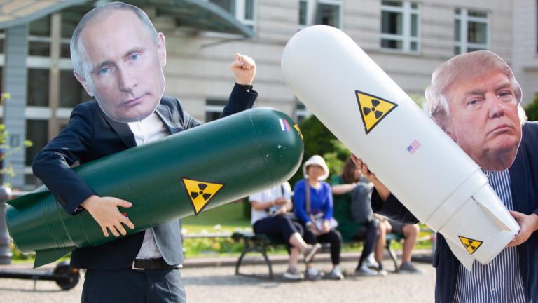 Кремъл се похвали, че печели надпреварата за разработване на нови