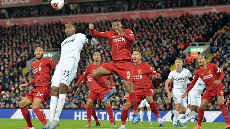 Ливърпул води с 22 точки във Висшата лига на Англия