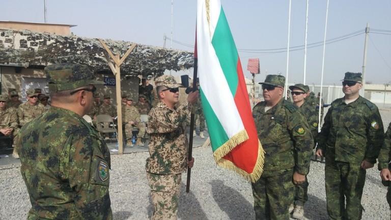 За Афганистан замина 40-тият ни контингент