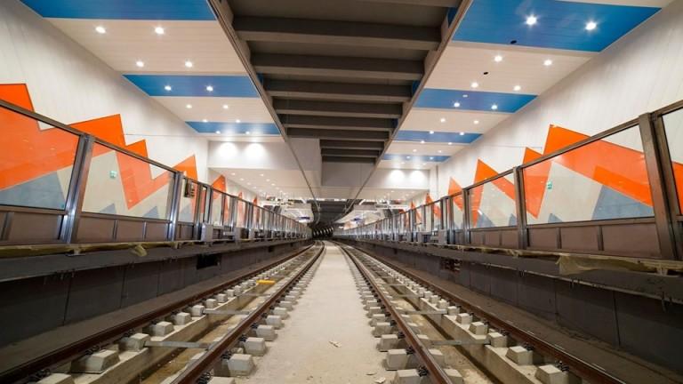 Отново отлагат пускането на третия лъч на метрото в София