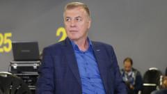 Сираков: Няма да изпаднем, Левски ще е в шестицата