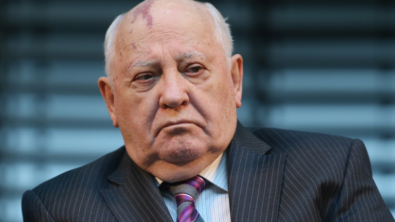 Горбачов разказа какво щеше да се случи при запазване на СССР