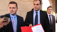 БСП даде парламента на КС за гласуването на оставката на Делян Добрев