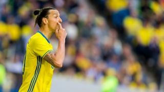 Златан Ибрахимович готов отново да играе за шведския национален отбор