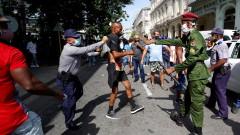 КНДР обвини САЩ за протестите в Куба