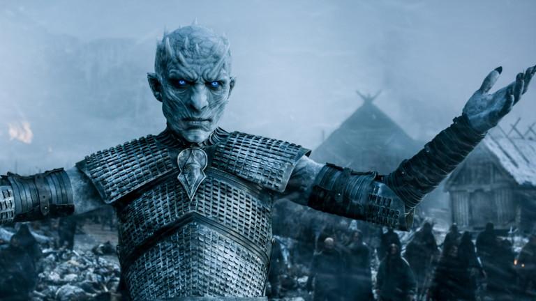Краля на нощта от Game of Thrones в София