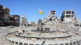 Кадри от дрон показват опустошението в Ракка
