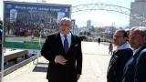 Министър Кралев откри фотоизложба, посветена на София – Европейска столица на спорта