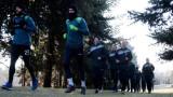 Черно море проведе бегово занимание в Екопарк Варна