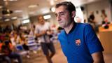 Ернесто Валверде: Приоритет за Барселона са победите, а не Златната обувка