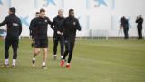 Усман Дембеле започна пълноценни тренировки с Барселона