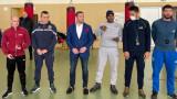 "Красимир Инински надъха националите преди купа ""Странджа"""