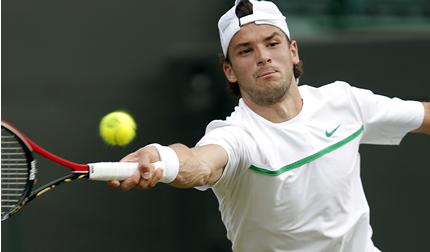Григор Димитров дебютира на US Open със загуба