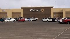 """Стрелба в хипермаркет """"Уолмарт"""" в Тексас"""