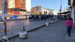 НКП на Левски и клубът организират поход