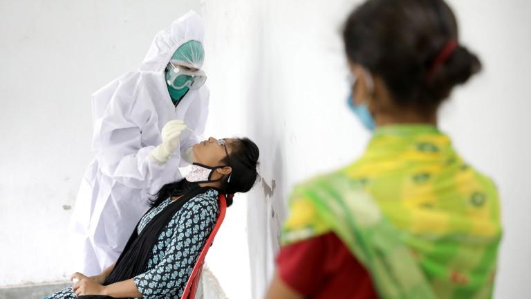 СЗО: 10% от хората по света може да са заразени с коронавируса