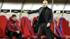 Милан уволнява Стефано Пиоли