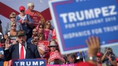 Тръмп: Клинтън ще вкара света в Трета световна война заради Сирия