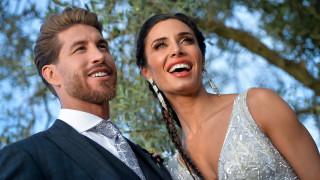 Изисканата сватба на Серхио Рамос и Пилар Рубио