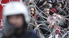 ООН: Гърция няма право да спира приема на молби за убежище