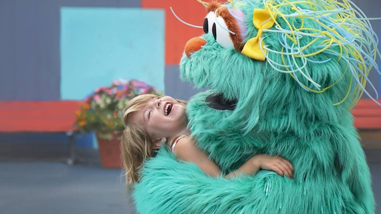 Sesame Place - първият увеселителен парк за деца аутисти
