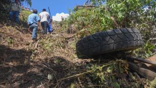 25 души загинаха след като автобус падна в пропаст в Боливия
