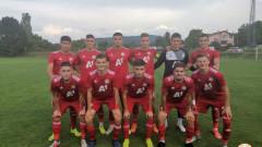 ЦСКА U18 би Пирин, Папазов вкара гол на рождения си ден