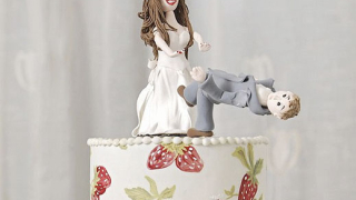Торти за развод от Фей Милър