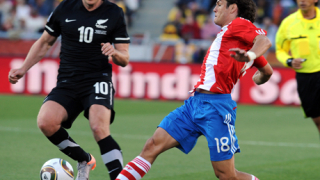 "Парагвай спечели група ""F"""