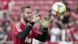 Юнайтед заменя Давид Де Хеа с млад хърватин