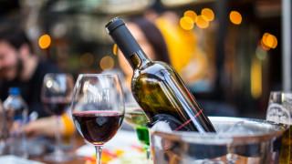 Охладено червено вино - перфектната лятна напитка