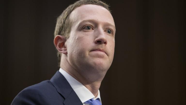 Зукърбърг не иска да говори за напускане на постове във Facebook