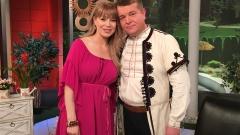 Мира Добрева обсъжда традициите с Илия Луков
